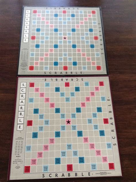 crosstables scrabble 17 best images about my ebay on vintage cross