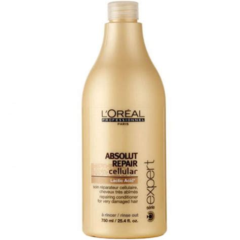 Shoo Loreal Expert l oreal serie expert absolut repair conditioner 750ml with hq hair