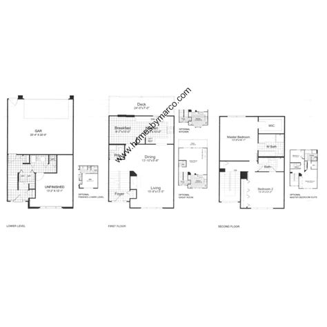 covington floor plan covington model in the greenwood place subdivision in