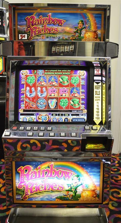 rainbow riches video slot machine slot machines unlimited