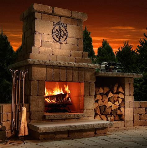 easy outdoor fireplace design software cad pro