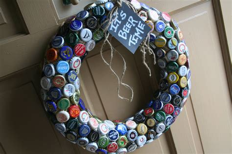 Pajangan Botol Bintang Home Decor 21 creative non traditional wreaths
