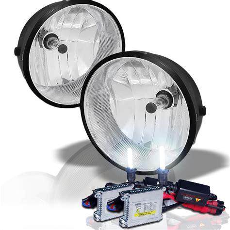 toyota tundra fog light kit hid xenon 07 13 toyota tundra factory style fog lights