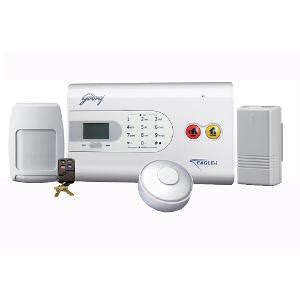 godrej eagle i wireless burglar alarm system home