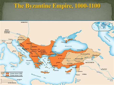 europe and the byzantine empire map 1000 ppt eastern europe 600 1450 byzantine empire russia