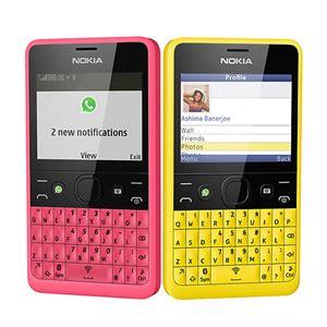Hp Nokia Asha Qwerty Dual Sim harga terbaru nokia asha 210 hp asha dual sim murah
