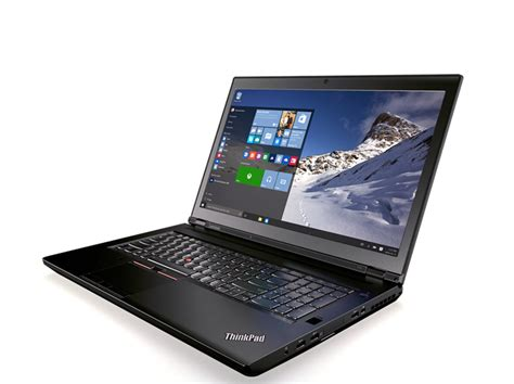 Tablet Lenovo P70 lenovo thinkpad p70 notebookcheck net external reviews