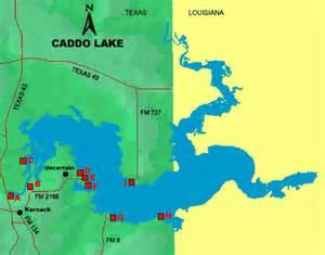 caddo lake access