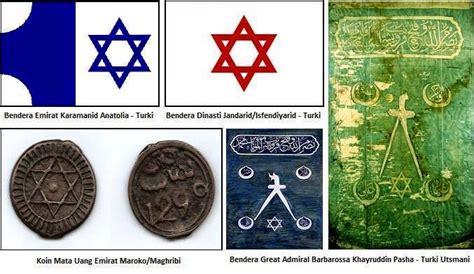 B47 Bendera Besar Hexagram Israel gegar 257 0 bendera israel milik islam