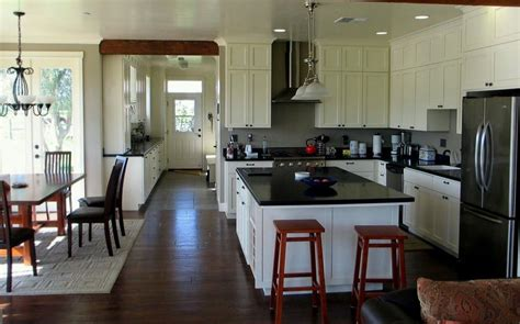 Kitchen Dining Designs Madson Design Project Gallery Custom Home Farmhouse Esparto Ca