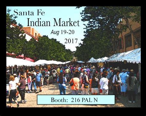 2017 schedule and tickets santa fe indian market contemporary native american art by marcus cadman