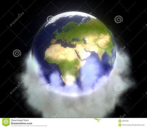 imagenes de gases naturales los gases de efecto invernadero envuelven la tierra stock