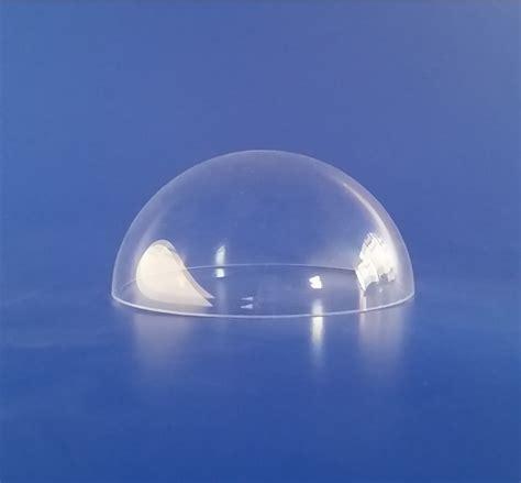 cupole policarbonato cupole in plexiglass termoformate di diverso diametro e