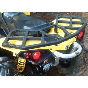 can am renegade 500 800 1000 06 up rear rack free shipping