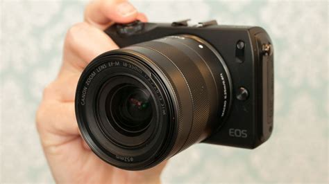 canon eos m canon eos m review at least a generation cnet
