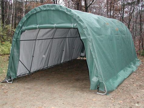 Cheap Portable Garages And Shelters by Cheap Portable Garage Smalltowndjs