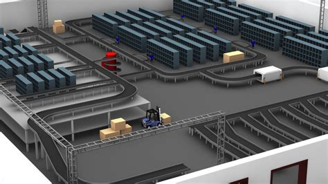 3d warehouse layout software new visual for 3d conveyor layout keymas conveyor