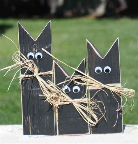 decorations black cat primitive black cat decor decorations