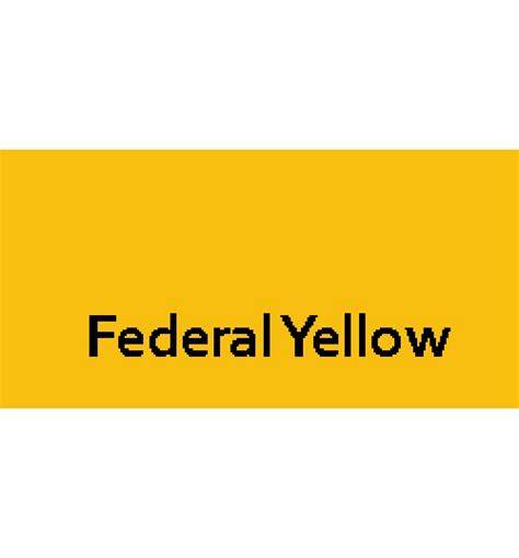 federal yellow gel coat sea hawk paints