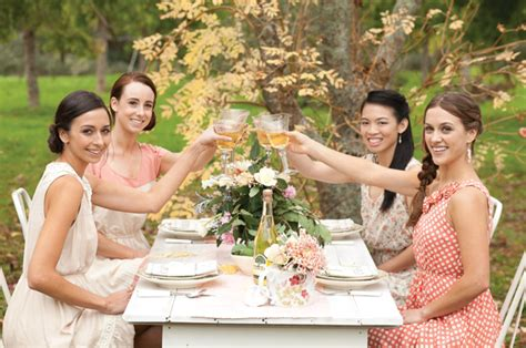 bridal showers hen nights who pays