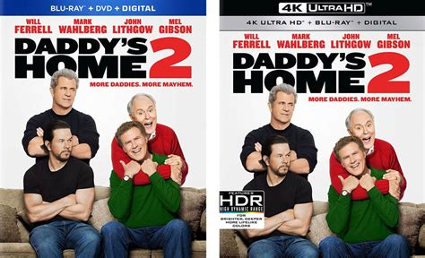 download new movies in hd daddys home 2 by will ferrell and mark wahlberg directv hd channels hd report