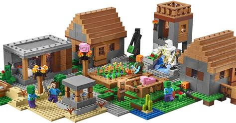 the lego minecraft set yet is coming in june