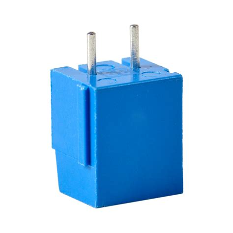 Pcb Connector 3 Pin 5mm Pitch Terminal Block Ctb5000 Blue 50pcs 2 pin in terminal block connector 5mm