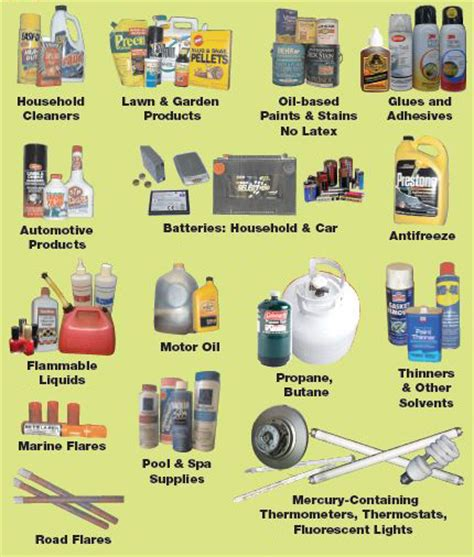 hazardous household products safe spring cleaning