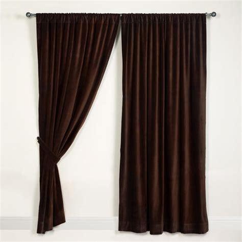 brown velvet curtains brown velvet curtains furniture ideas deltaangelgroup