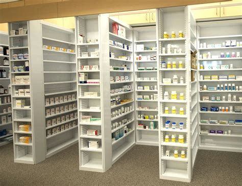 Pharmacy Shelf by Kitchen And Bath Remodeling Ideas