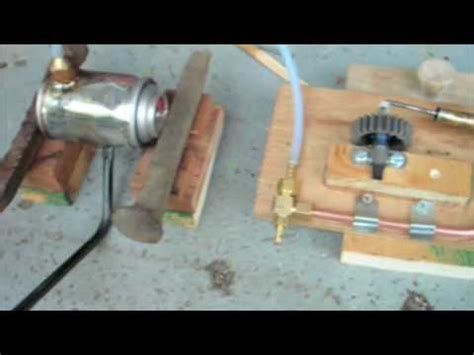 Handmade Engine - steam engine part 1