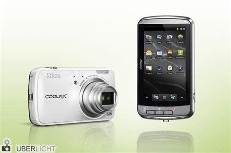 Kamera Nikon Coolpix Wifi erste android kamera wird nikon vorgestellt fotografie 220 berlicht