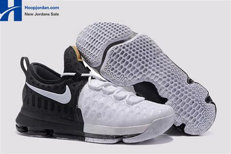 nike white and black basketball shoes 2017 nike kd 9 bhm black metallic gold white s