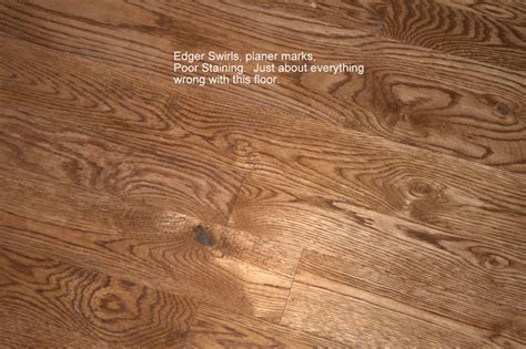 Marks Flooring by How Not To Sand And Finish A Wood Floor Ozark Hardwood