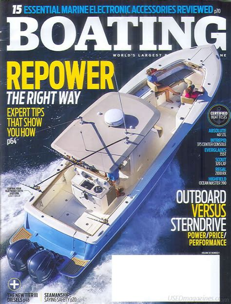 boating magazine back issues backissues boating january 2014 product details