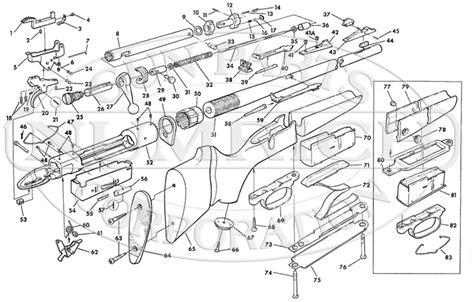 savage model 110 parts 110c accessories numrich gun parts