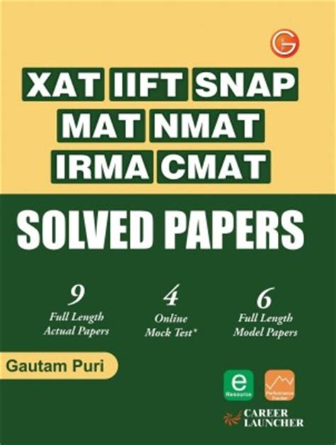 Iift Weekend Mba Review by Buy Xat Iift Snap Mat Nmat Irma Cmat Solved Papers