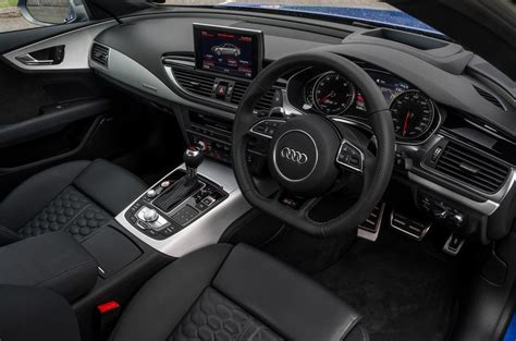 Rs7 Interior by Audi Rs7 Sportback Review 2017 Autocar