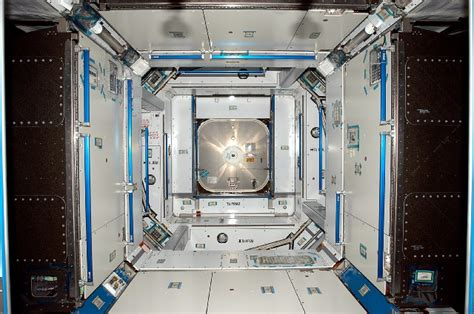 Iss Interior by Ten Years Of The Iss In Pictures Universe Today