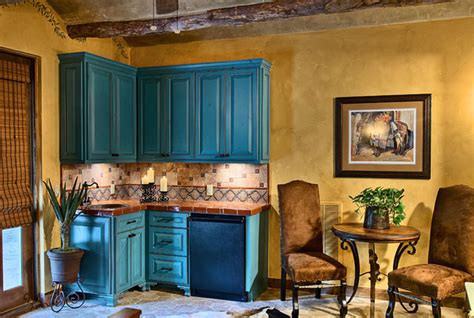 Casita Kitchen by Hill Country Ranch Casita Kitchenette Traditional