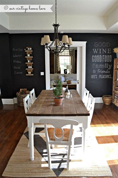 our vintage home love how to build a rustic kitchen table vintage homes that will make you wish to go back in time