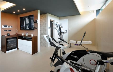 beautiful modern home gym design pictures decorating