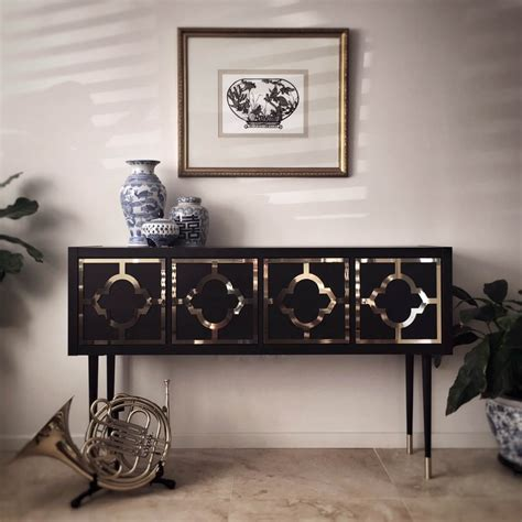 ikea hack credenza kallax grows up to be a glamorous credenza ikea hackers