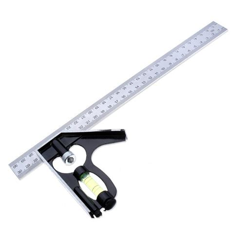 woodworking ruler 300mm horizontal angle square stainless 90 dgree