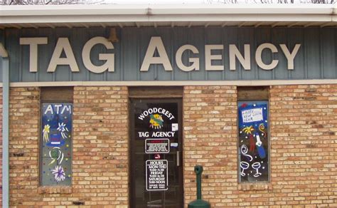 Oklahoma Tag Office by Woodcrest Tag Agency