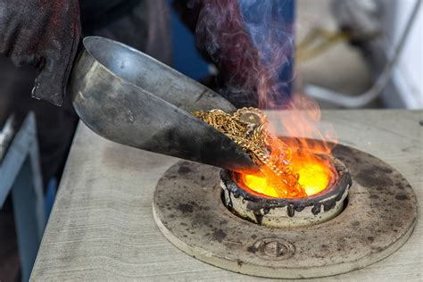 banco metalli preziosi roma fusione oro orogenesi banco metalli