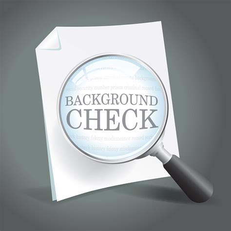 Criminal Background Check For Employment Wisconsin Testing Can Be Your Third Administrator For Consortium