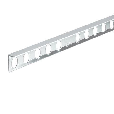 emac novosuelo 1 2 in x 98 1 2 in aluminum tile