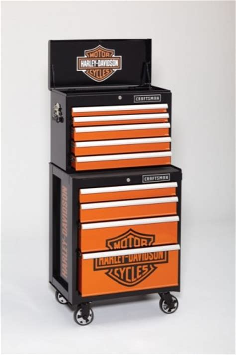 Harley Davidson Toolbox by Harley Davidson Craftsman Toolboxes