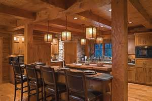 A Frame Kitchen Ideas Photos Timber And Log Home Kitchens And Dining Rooms